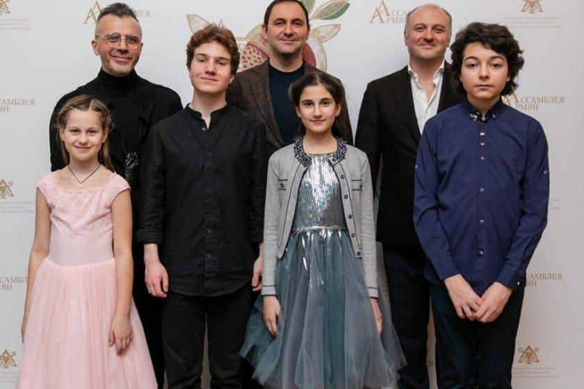 «Armenian Assembly»-ն մրցանակներ է շնորհել ARMONIA մրցույթի հաղթողներին