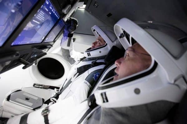 Ուղիղ միացում տիզերքից.Նասան և SpaceX-ը իրականացրին հաջող թռիչք